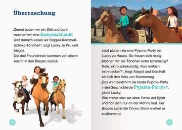 49171 Erstlesebücher Dreamworks Spirit Wild und Frei: Wo sind die Pferde? - Für Erstleser von Ravensburger 6
