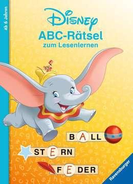 49178 Lernbücher und Rätselbücher Disney Classics: ABC-Rätsel zum Lesenlernen von Ravensburger 1