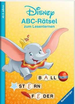 49178 Lernbücher und Rätselbücher Disney Classics: ABC-Rätsel zum Lesenlernen von Ravensburger 2