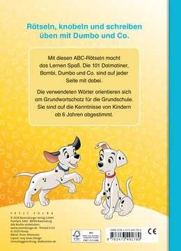 49178 Lernbücher und Rätselbücher Disney Classics: ABC-Rätsel zum Lesenlernen von Ravensburger 3