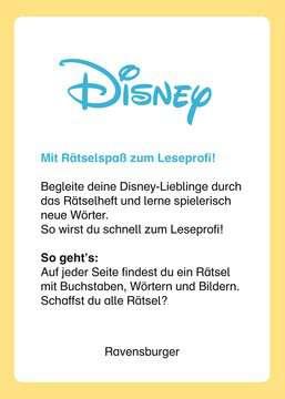 49178 Lernbücher und Rätselbücher Disney Classics: ABC-Rätsel zum Lesenlernen von Ravensburger 4