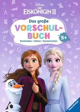 49180 Lernbücher und Rätselbücher Disney Die Eiskönigin 2: Das große Vorschulbuch von Ravensburger 1