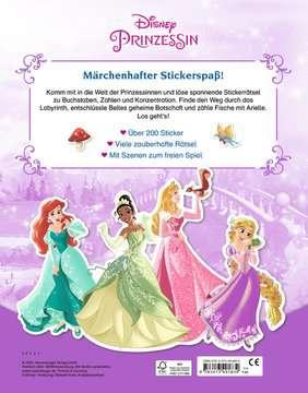 49183 Malbücher und Bastelbücher Mein Stickerspaß Disney Prinzessin: Vorschulrätsel von Ravensburger 3