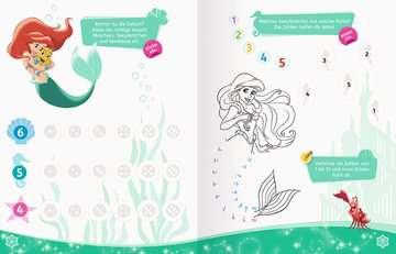 49183 Malbücher und Bastelbücher Mein Stickerspaß Disney Prinzessin: Vorschulrätsel von Ravensburger 5