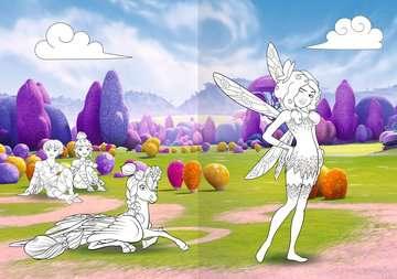 49192 Malbücher und Bastelbücher Mia and me: Mein magisches Malbuch von Ravensburger 4