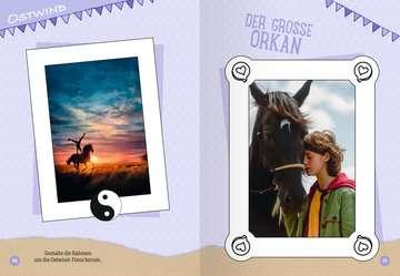 49195 Malbücher und Bastelbücher Ostwind: Mein Kritzelbuch von Ravensburger 4