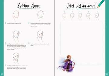 49629 Malbücher und Bastelbücher Disney Doodle - zeichnen lernen: Schritt für Schritt von Ravensburger 5