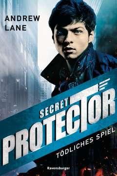51055 Abenteuerbücher Secret Protector, Band 1: Tödliches Spiel von Ravensburger 1