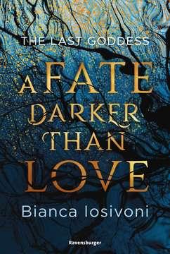 51084 Fantasy und Science-Fiction The Last Goddess, Band 1: A Fate Darker Than Love von Ravensburger 1