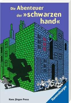 Die Abenteuer der schwarzen hand Kinderbücher;Kinderliteratur - Bild 2 - Ravensburger