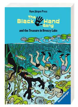52067 Kinderliteratur The Black Hand Gang and the Treasure in Breezy Lake von Ravensburger 2