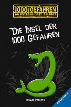 52340 Kinderliteratur Die Insel der 1000 Gefahren von Ravensburger 1