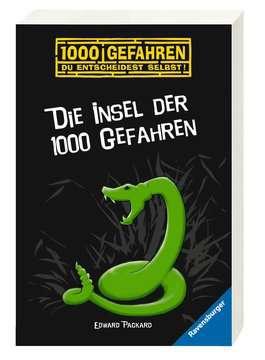 52340 Kinderliteratur Die Insel der 1000 Gefahren von Ravensburger 2
