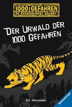 52344 Kinderliteratur Der Urwald der 1000 Gefahren von Ravensburger 1