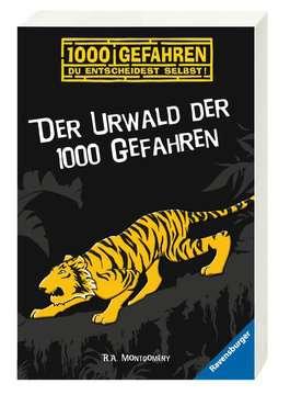 52344 Kinderliteratur Der Urwald der 1000 Gefahren von Ravensburger 2