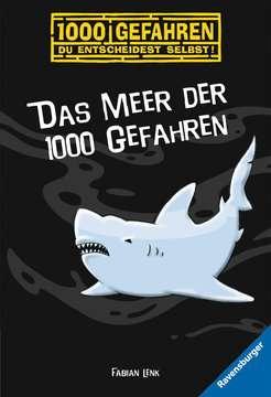 52345 Kinderliteratur Das Meer der 1000 Gefahren von Ravensburger 1