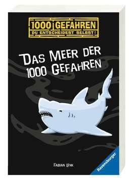 52345 Kinderliteratur Das Meer der 1000 Gefahren von Ravensburger 2