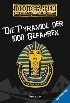 52346 Kinderliteratur Die Pyramide der 1000 Gefahren von Ravensburger 1