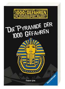 52346 Kinderliteratur Die Pyramide der 1000 Gefahren von Ravensburger 2