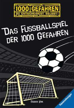 52361 Kinderliteratur Das Fußballspiel der 1000 Gefahren von Ravensburger 1