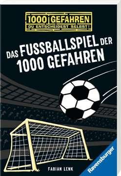 52361 Kinderliteratur Das Fußballspiel der 1000 Gefahren von Ravensburger 2