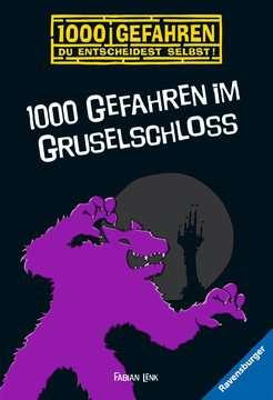 52407 Kinderliteratur 1000 Gefahren im Gruselschloss von Ravensburger 1