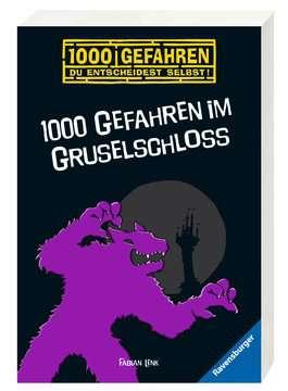 52407 Kinderliteratur 1000 Gefahren im Gruselschloss von Ravensburger 2