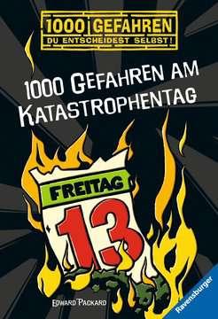 52475 Kinderliteratur 1000 Gefahren am Katastrophentag von Ravensburger 1