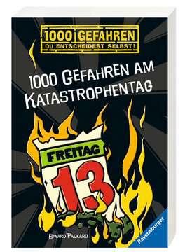 52475 Kinderliteratur 1000 Gefahren am Katastrophentag von Ravensburger 2