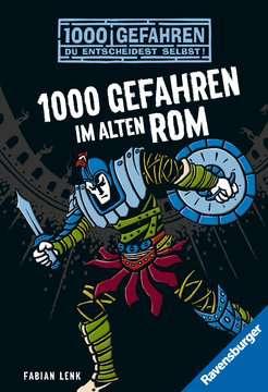 52498 Kinderliteratur 1000 Gefahren im alten Rom von Ravensburger 1