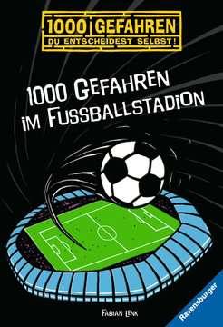 52516 Kinderliteratur 1000 Gefahren im Fußballstadion von Ravensburger 1