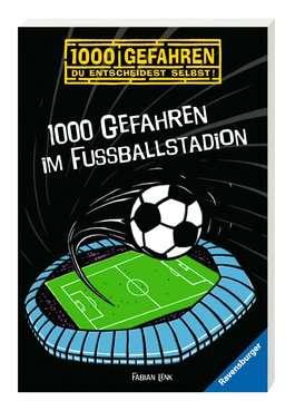 52516 Kinderliteratur 1000 Gefahren im Fußballstadion von Ravensburger 2