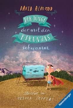 Der Junge, der mit den Piranhas schwamm Kinderbücher;Kinderliteratur - Bild 1 - Ravensburger