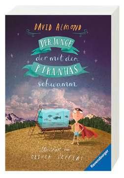 Der Junge, der mit den Piranhas schwamm Kinderbücher;Kinderliteratur - Bild 2 - Ravensburger