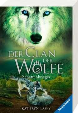 52568 Kinderliteratur Der Clan der Wölfe, Band 2: Schattenkrieger von Ravensburger 2
