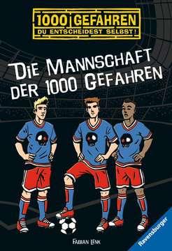 52571 Kinderliteratur Die Mannschaft der 1000 Gefahren von Ravensburger 1
