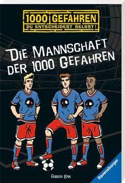 52571 Kinderliteratur Die Mannschaft der 1000 Gefahren von Ravensburger 2