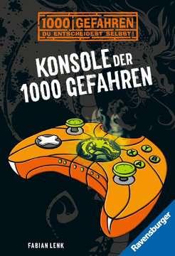 52572 Kinderliteratur Konsole der 1000 Gefahren von Ravensburger 1
