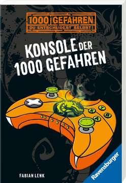 52572 Kinderliteratur Konsole der 1000 Gefahren von Ravensburger 2
