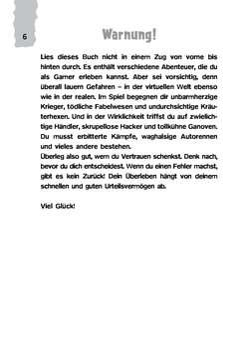 52572 Kinderliteratur Konsole der 1000 Gefahren von Ravensburger 3