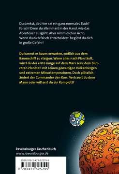 52579 Kinderliteratur 1000 Gefahren auf dem Mars von Ravensburger 3