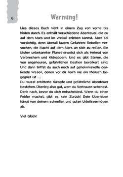 52579 Kinderliteratur 1000 Gefahren auf dem Mars von Ravensburger 4