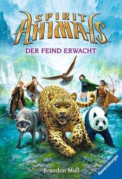 52589 Kinderliteratur Spirit Animals 1: Der Feind erwacht von Ravensburger 1