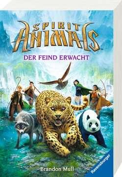 52589 Kinderliteratur Spirit Animals 1: Der Feind erwacht von Ravensburger 2