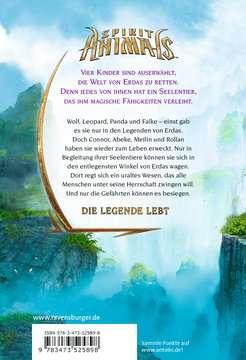52589 Kinderliteratur Spirit Animals 1: Der Feind erwacht von Ravensburger 3