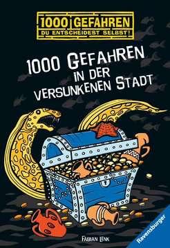 52590 Kinderliteratur 1000 Gefahren in der versunkenen Stadt von Ravensburger 1