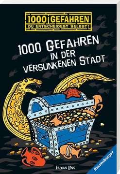 52590 Kinderliteratur 1000 Gefahren in der versunkenen Stadt von Ravensburger 2