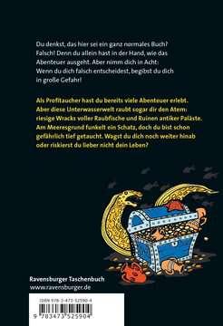 52590 Kinderliteratur 1000 Gefahren in der versunkenen Stadt von Ravensburger 3