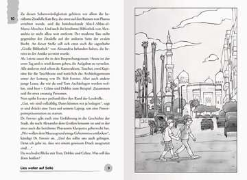52590 Kinderliteratur 1000 Gefahren in der versunkenen Stadt von Ravensburger 5