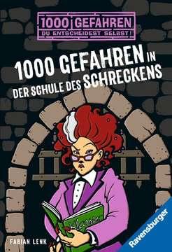 52591 Kinderliteratur 1000 Gefahren in der Schule des Schreckens von Ravensburger 1